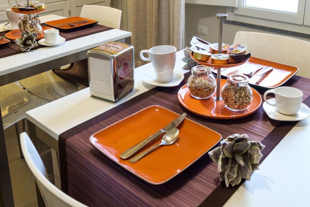 B&B Palermo Gran Cancelliere - La colazione